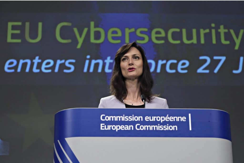 Statement by EU Commissioner Mariya Gabriel on the EU Cybersecurity Act