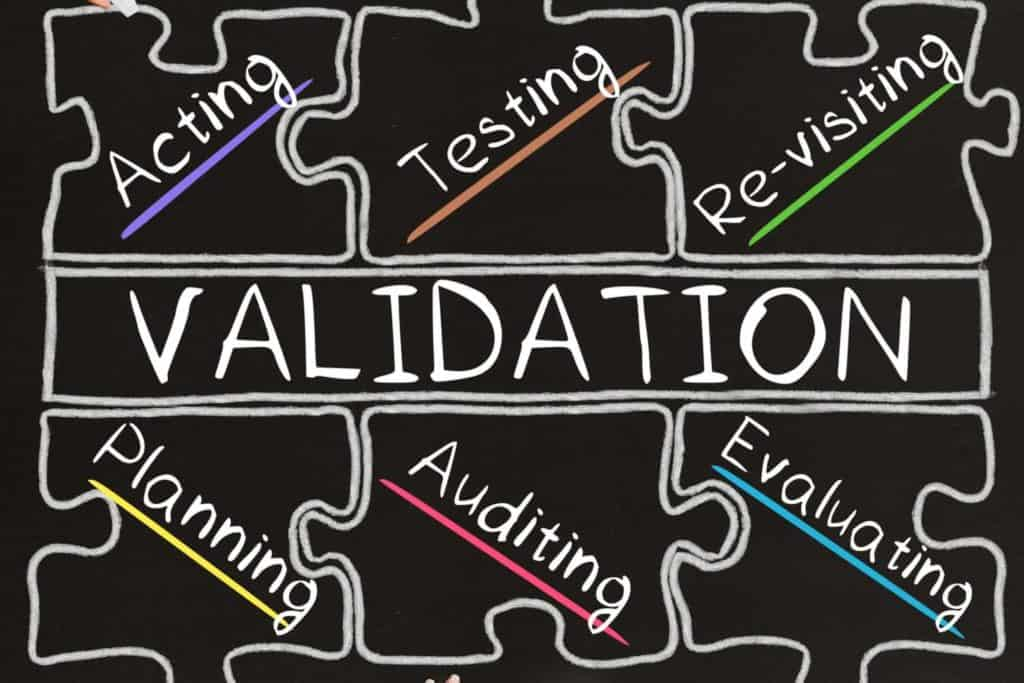 HITRUST Validation assessment