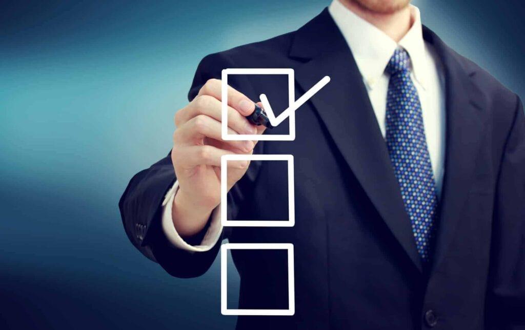 SOC 1 Checklist