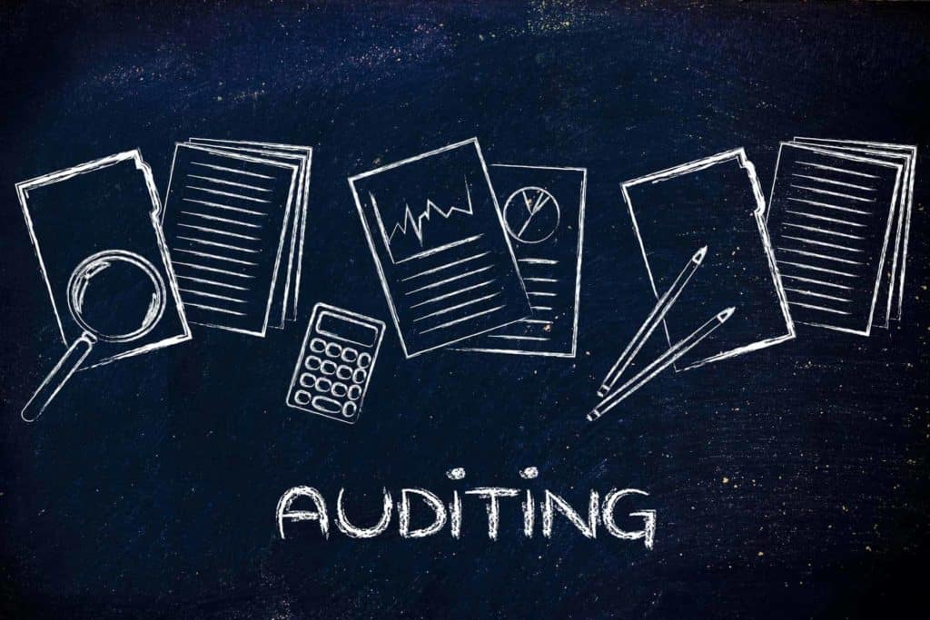 Continuous approach to auditing