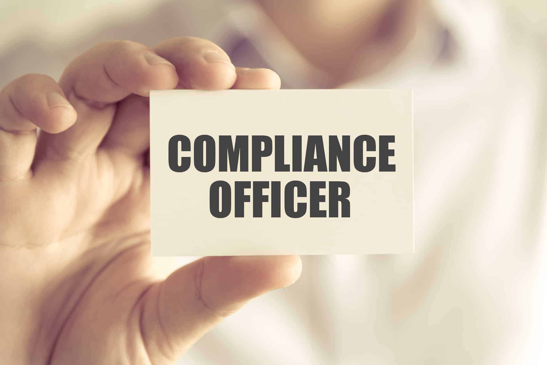 Image result for Compliance Officer