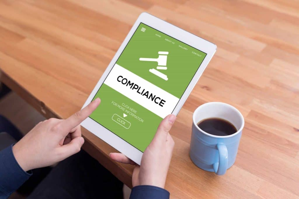 compliance to clients