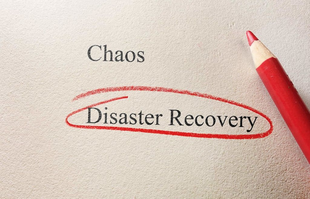 Disaster Recovery HIPAA